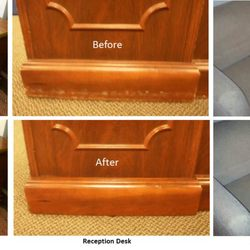 Photo Of PROTEK Furniture Refurbishment   Randolph, MA, United States.  Before U0026 After