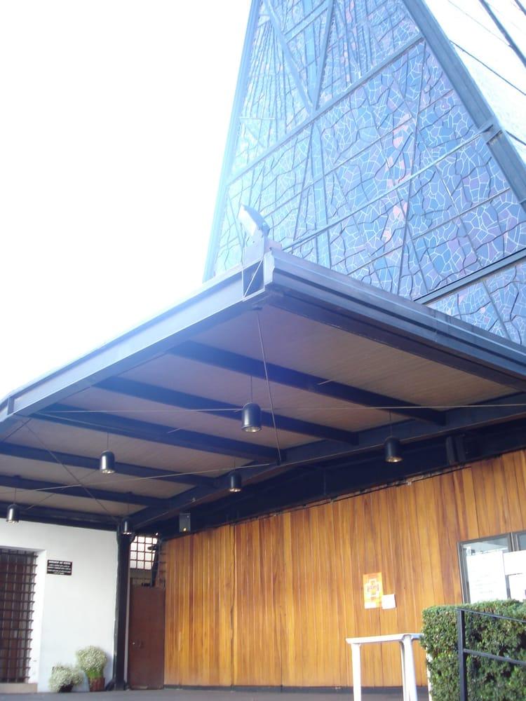Iglesia san ignacio de loyola iglesias moliere esquina for Cajeros automaticos cerca de mi ubicacion