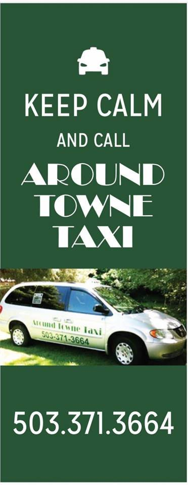 Around Towne Taxi: 2380 State St, Salem, OR