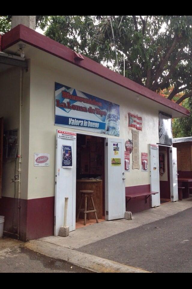 La Loma De Yiyo: San Juan, PR