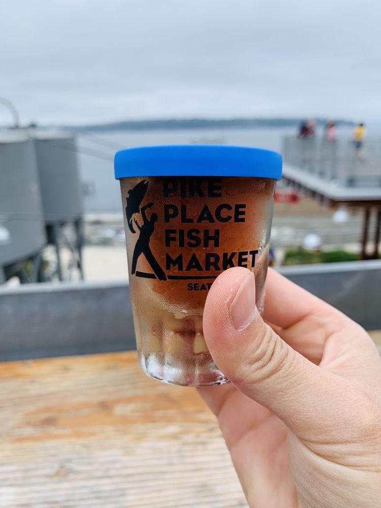 Photo of Pike Place Fish Market: Seattle, WA