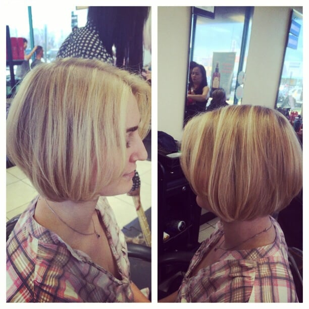 Highlights Done By Our Stylist Lishan Yelp