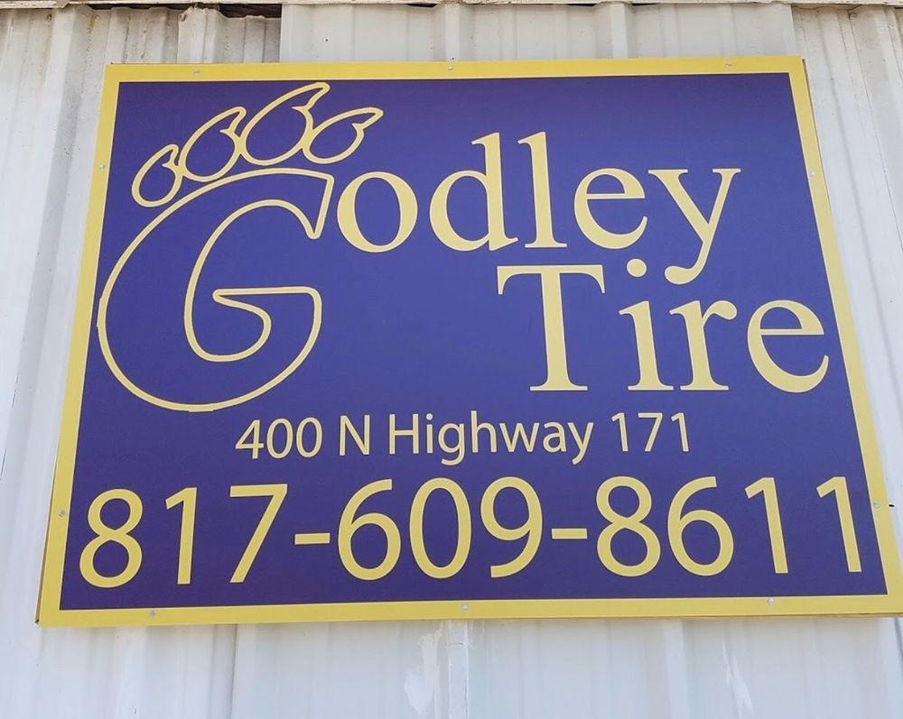Godley Tire: 400 N hwy 71, Godley, TX