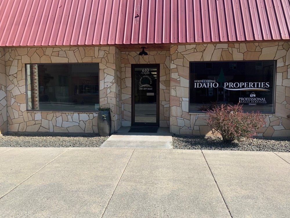 North Central Idaho Properties: 610 E Main, Kendrick, ID