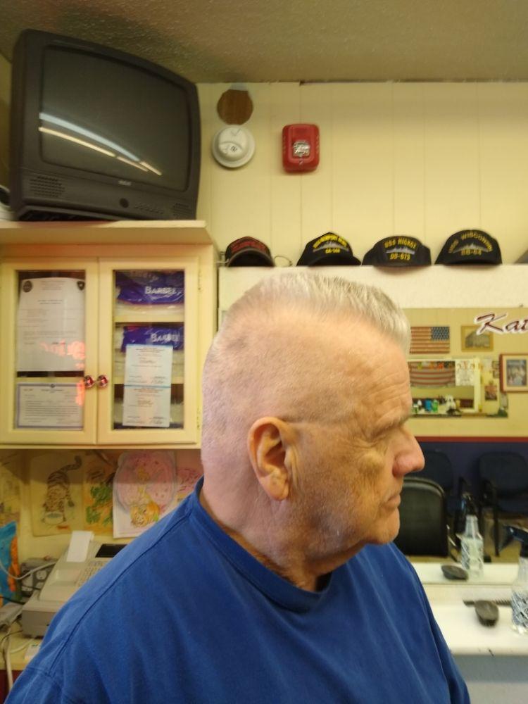 Andy's Barber Shop: 17 E Washington Ave, Washington, NJ