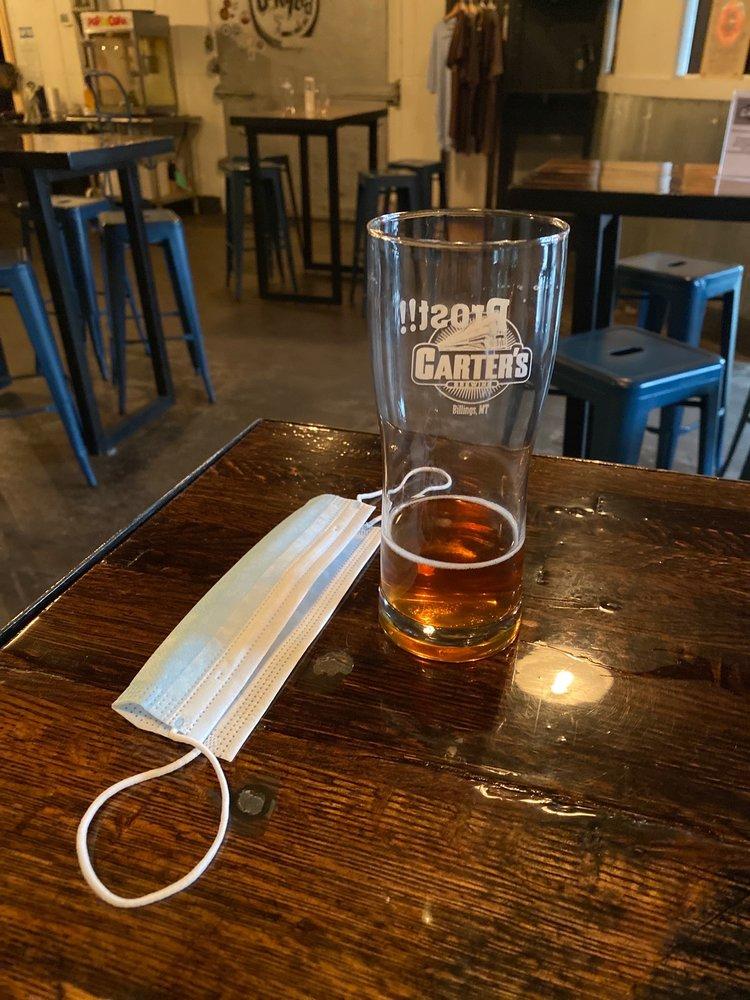 Carters Brewing: 2526 Montana Ave, Billings, MT