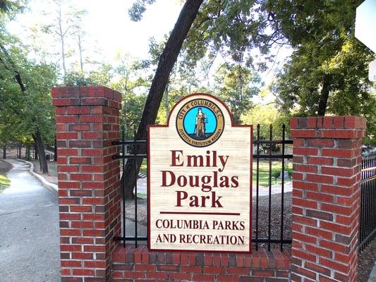 Emily Douglas Park - Playgrounds - 2500 Wheat St, Columbia