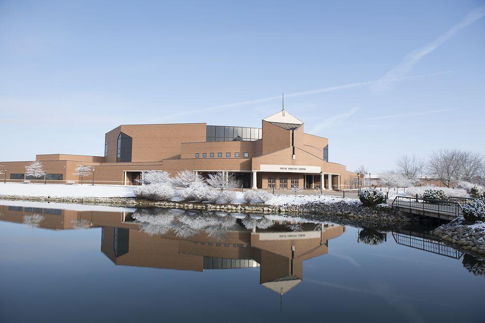 Cedarville University: 251 N Main St, Cedarville, OH
