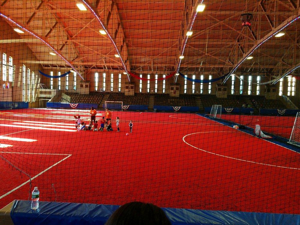 Soccer Coliseum: 1799 Teaneck Rd, Teaneck, NJ