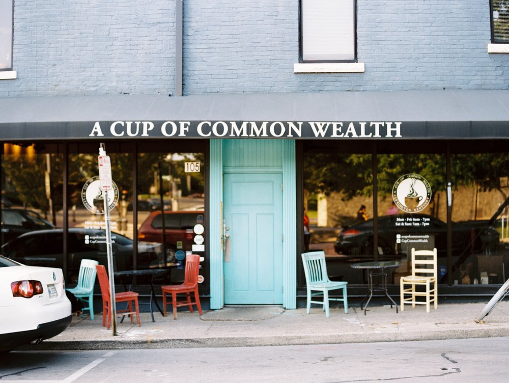 Social Spots from A Cup Of Common Wealth