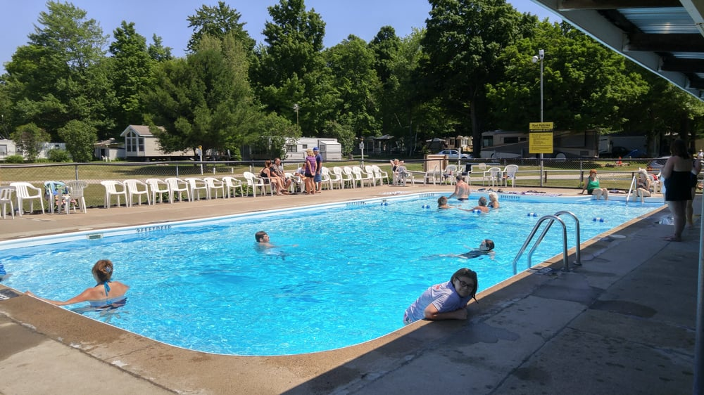 Twin Ells Campsites: 255 Laplante Rd, West Chazy, NY