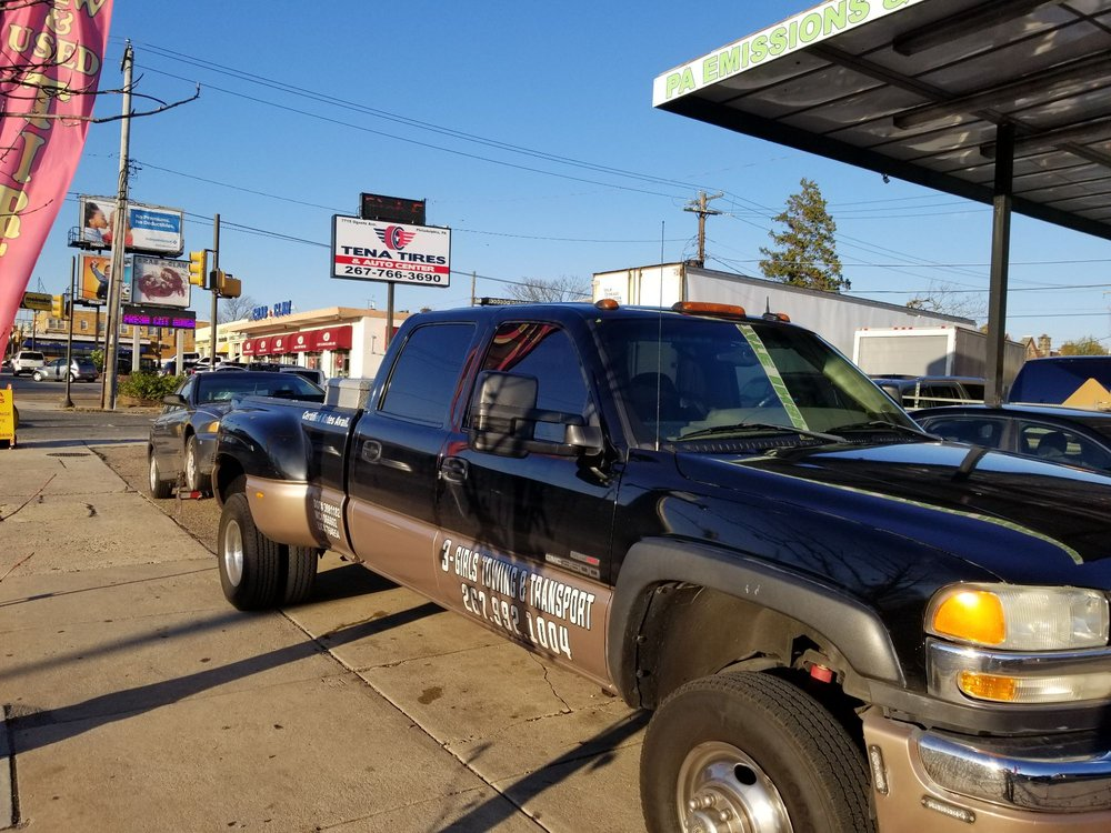 Towing business in Cheltenham, PA