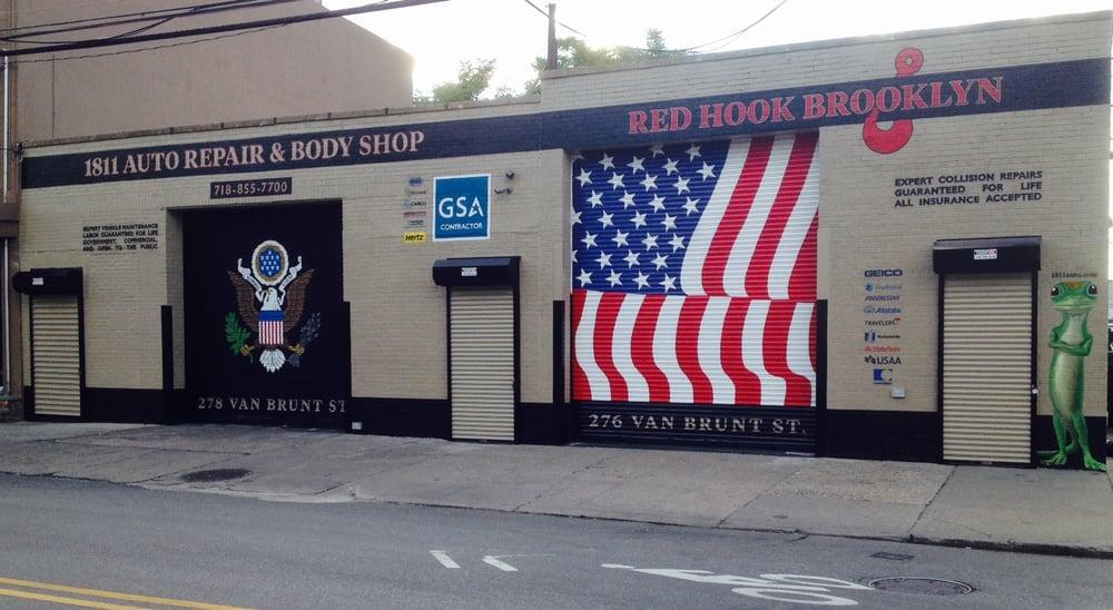 1811 Auto Repair & Body Shop