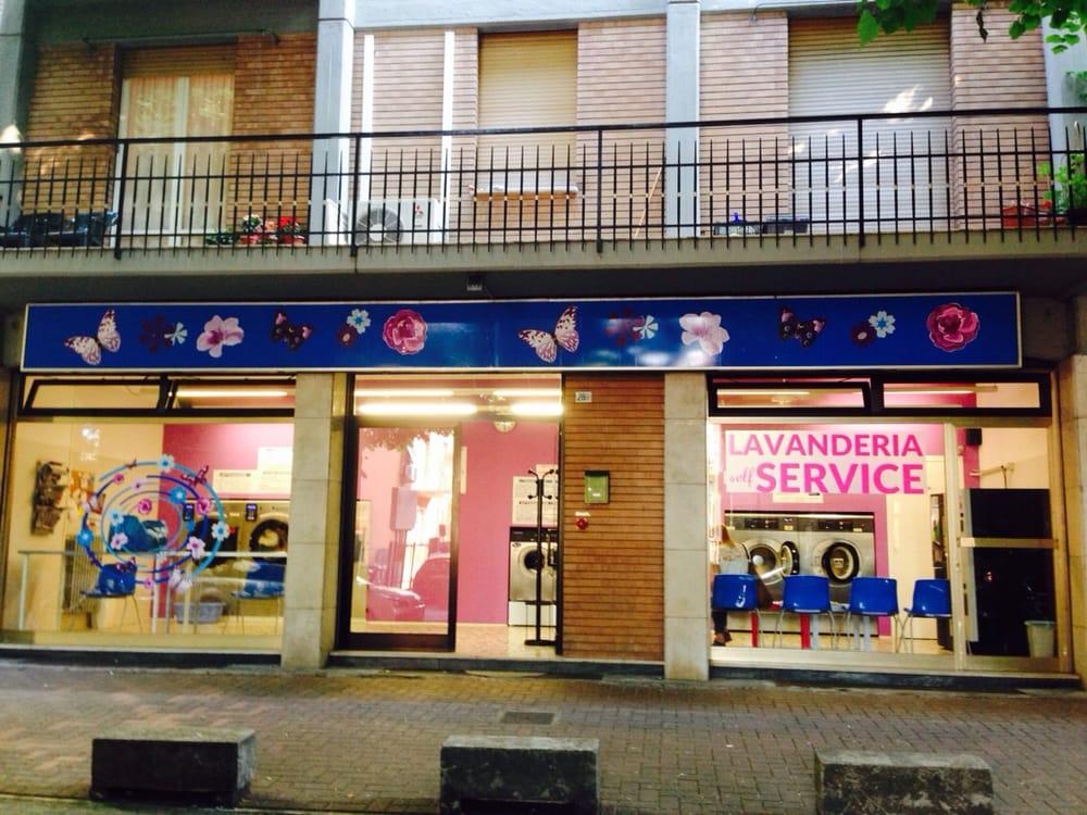 Lavanderia self service laundry services via spezia for Lavanderia self service catania