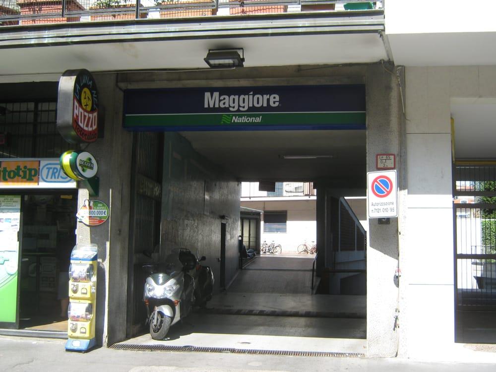 Maggiore Car Rental Phone Number