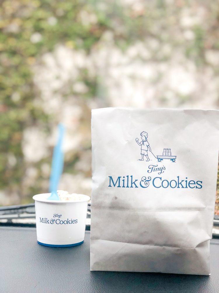 Social Spots from Tinys Milk & Cookies