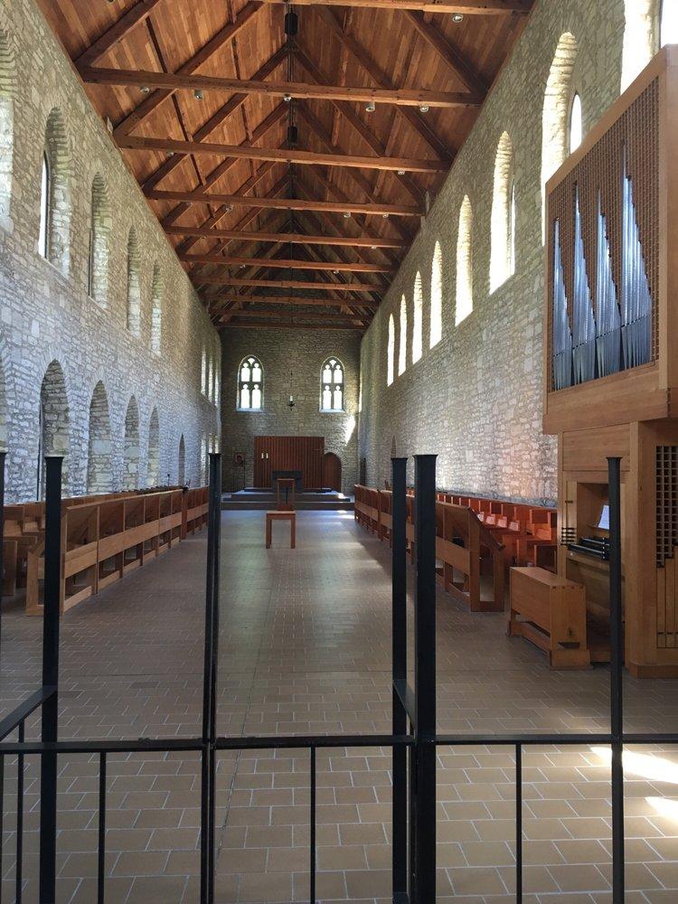 New Melleray Abbey: 6632 Melleray Cir, Peosta, IA