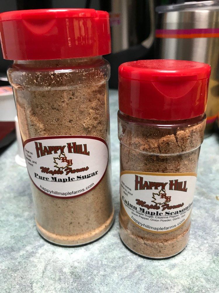 Happy Hill Maple Farms: 3092 S Wheelock Rd, Lyndonville, VT