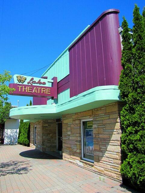 Lake Theatre: 117 E Dwight St, Oscoda, MI