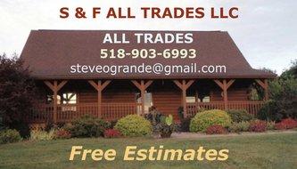 S & F All Trades: Craryville, NY