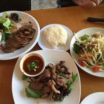 Esan Thai Food Woodside