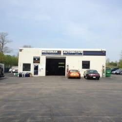 Weissman Auto Repair - Auto Repair - W140N10455 Fond Du Lac Ave ...