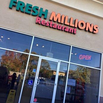 Fresh Millions Restaurant Roseville Ca