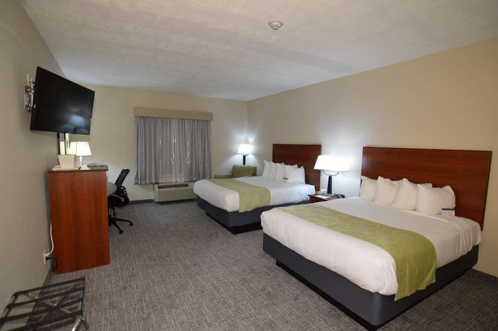 Best Western Franklin Town Center Hotel & Suites: 208 N Center St, Franklin, TX
