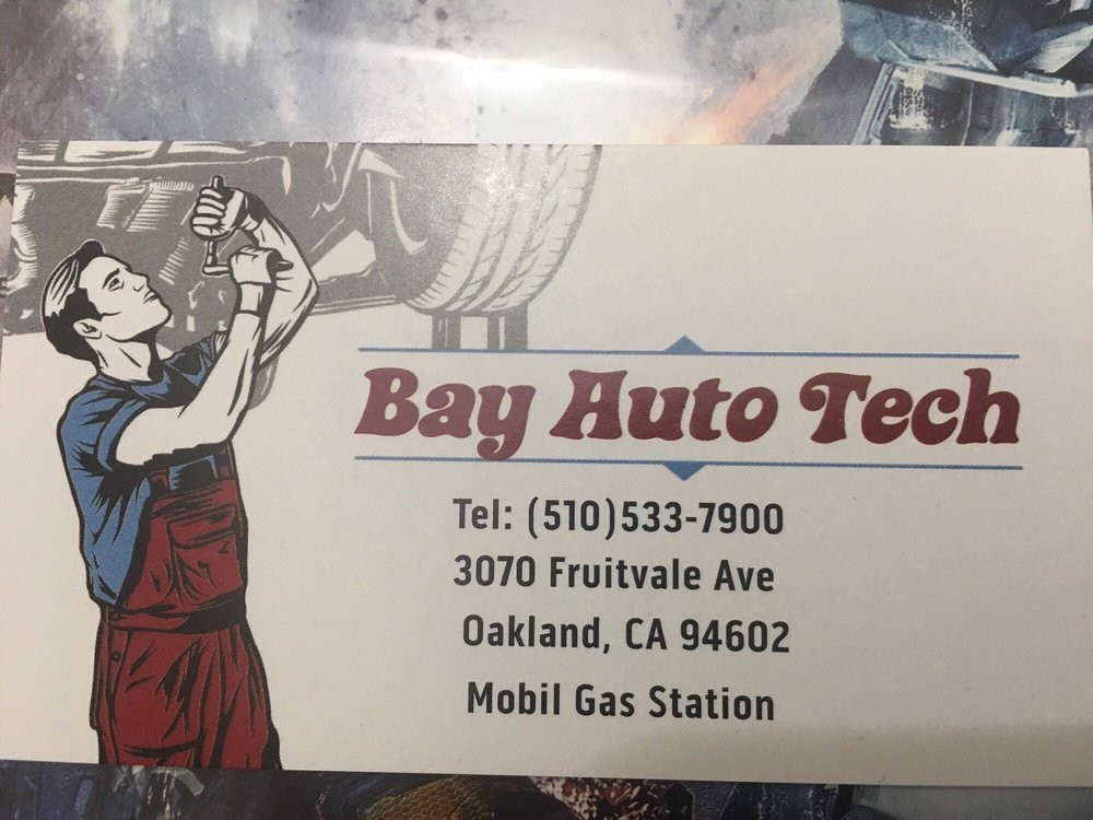 Bay Auto Tech: 3070 Fruitvale Ave, Oakland, CA