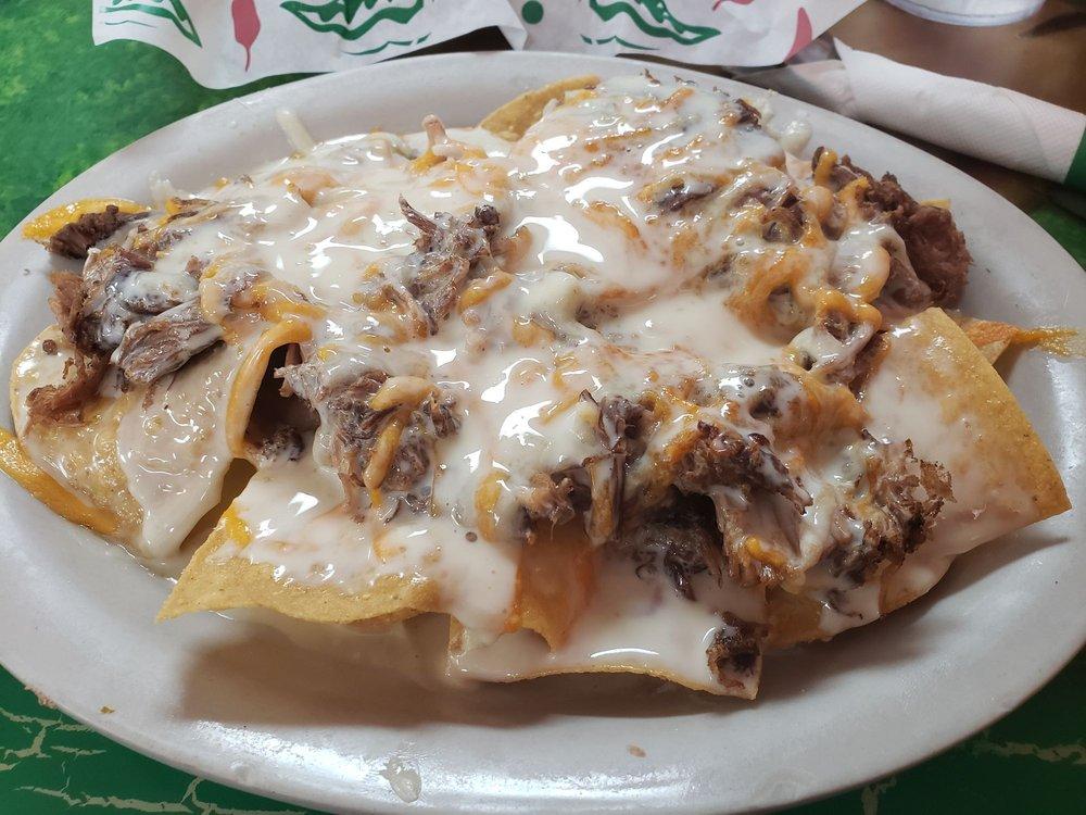 El Patron Tacos: 322 W MacArthur St, Shawnee, OK
