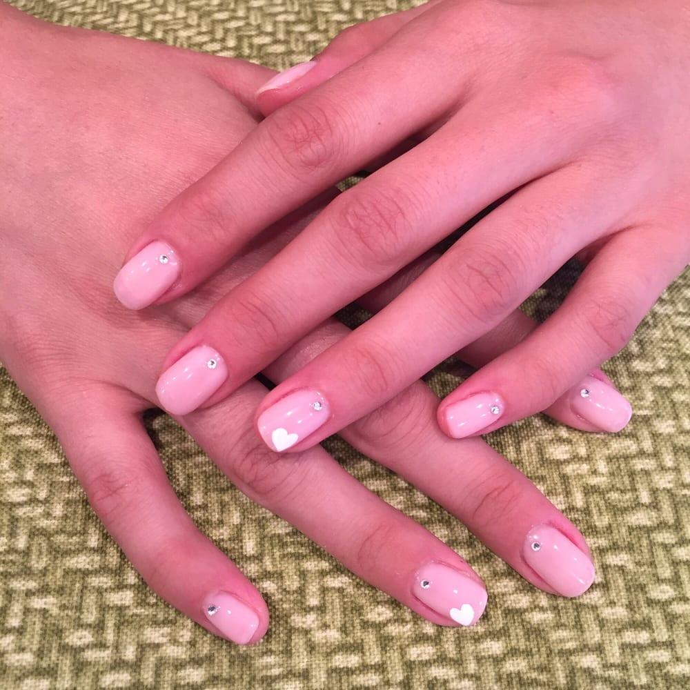 Kawaii nails! I stubbled across this nail salon while visiting Palo ...