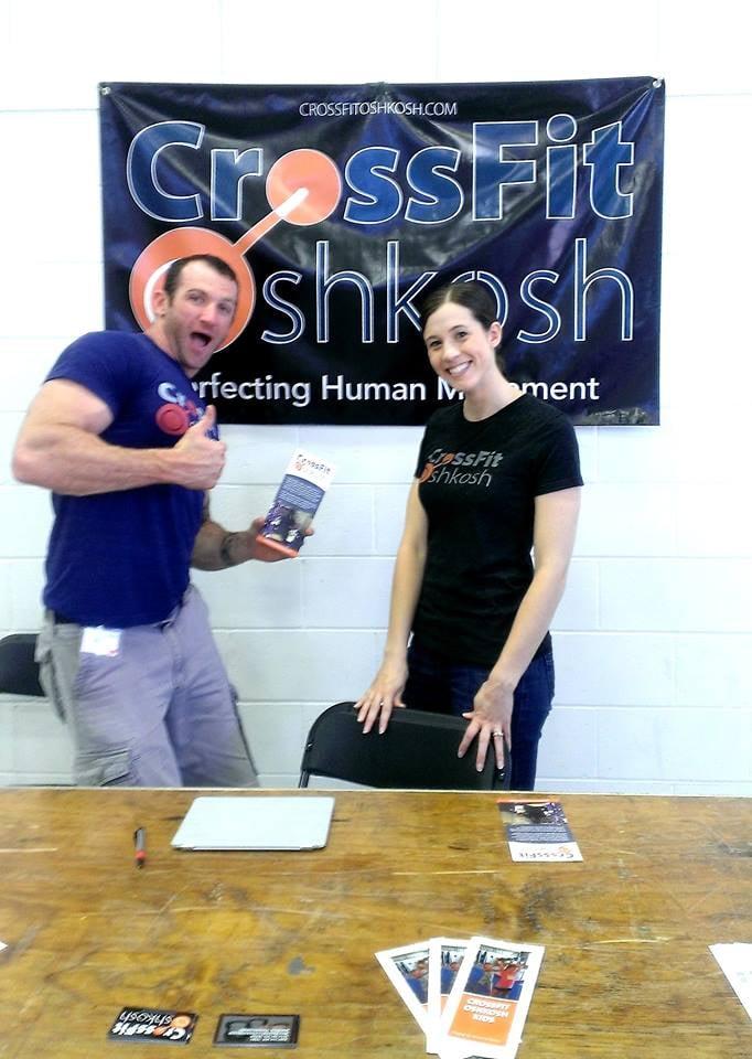CrossFit Oshkosh: 102 Merritt Ave, Oshkosh, WI