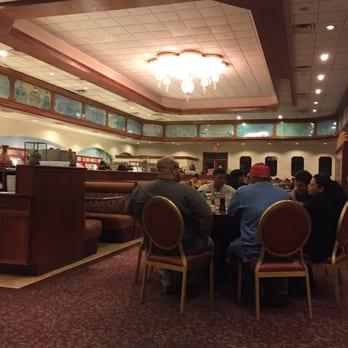 Photo Of China Bear Restaurant Houston Tx United States Maiming Dinning Area