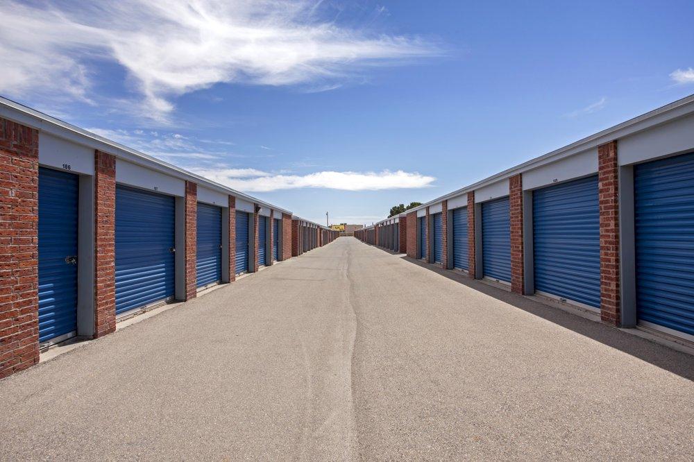 Metro Self Storage: 11290 Pebble Hills Blvd, El Paso, TX
