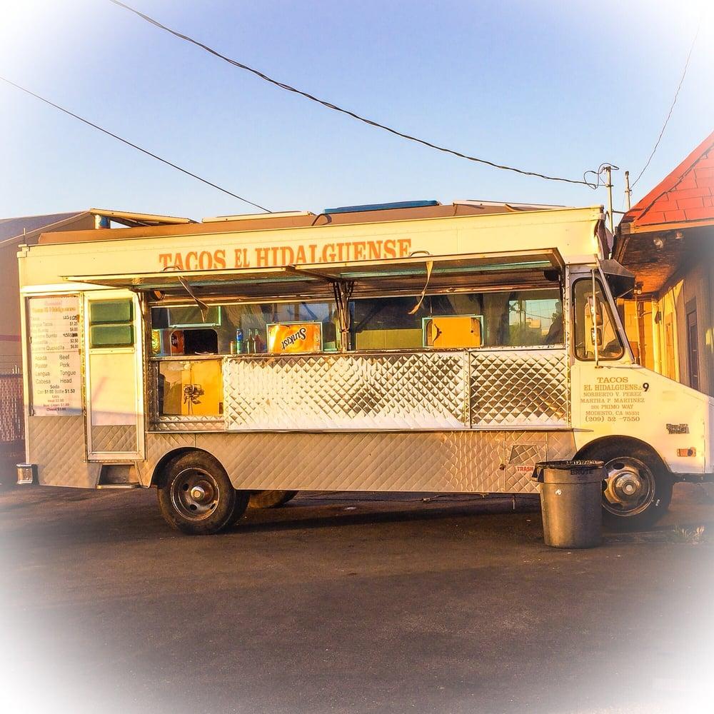 Jessica S Tacos Food Truck Modesto Ca