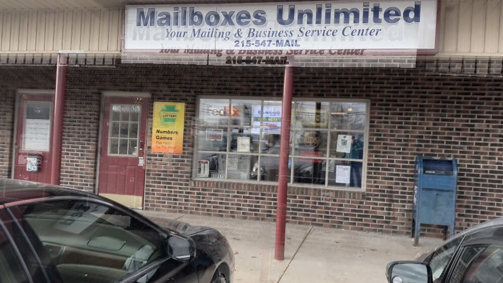 Mailboxes Unlimited: 922 Woodbourne Rd, Levittown, PA