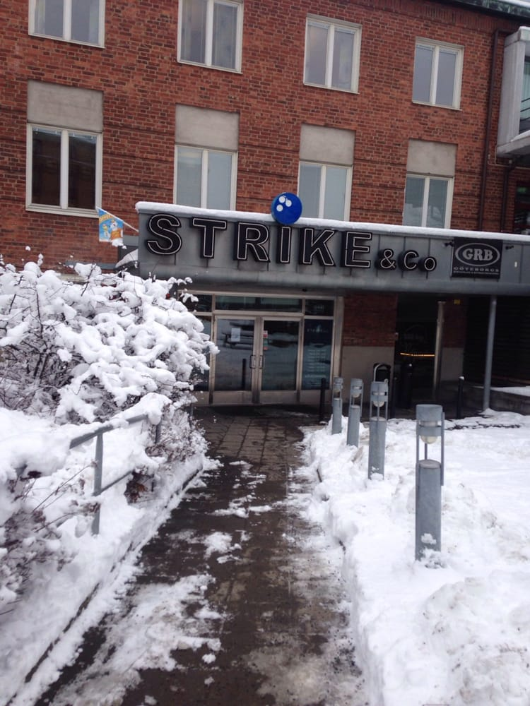 Strike & Co i Göteborg