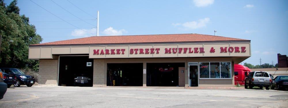 Market Street Muffler