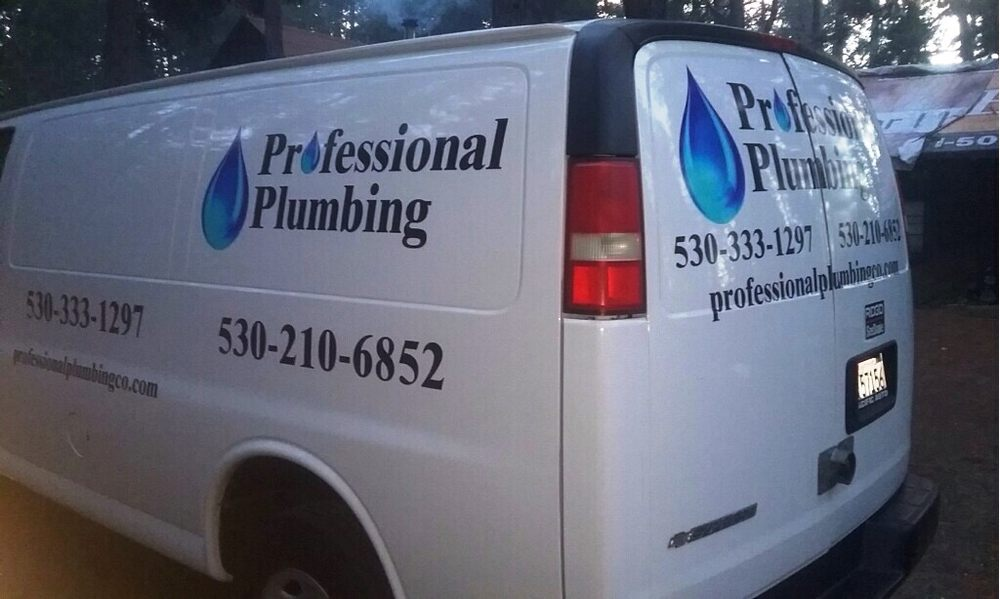 Professional Plumbing: Auburn, CA