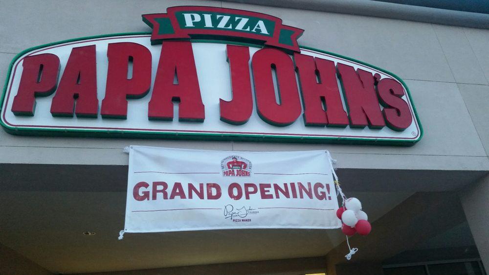 Papa Johns Carson City Phone Number