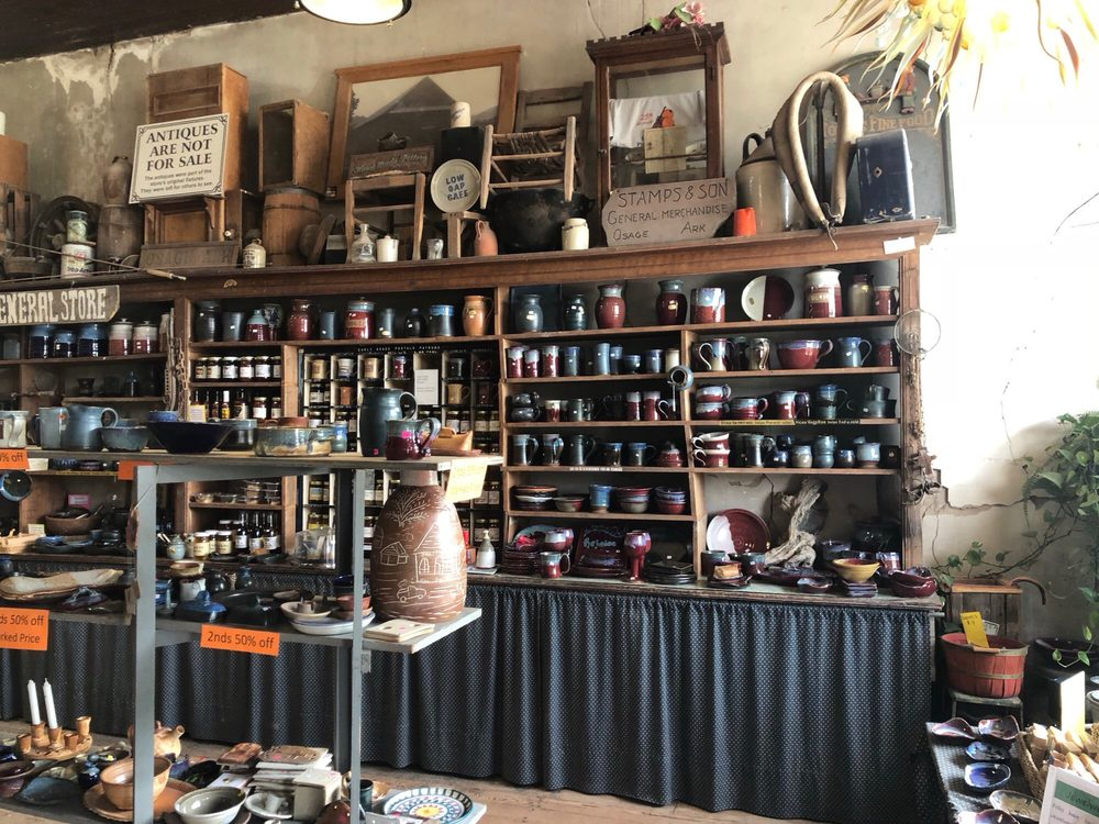Osage Clayworks: 16501 Hwy 103 S, Alpena, AR