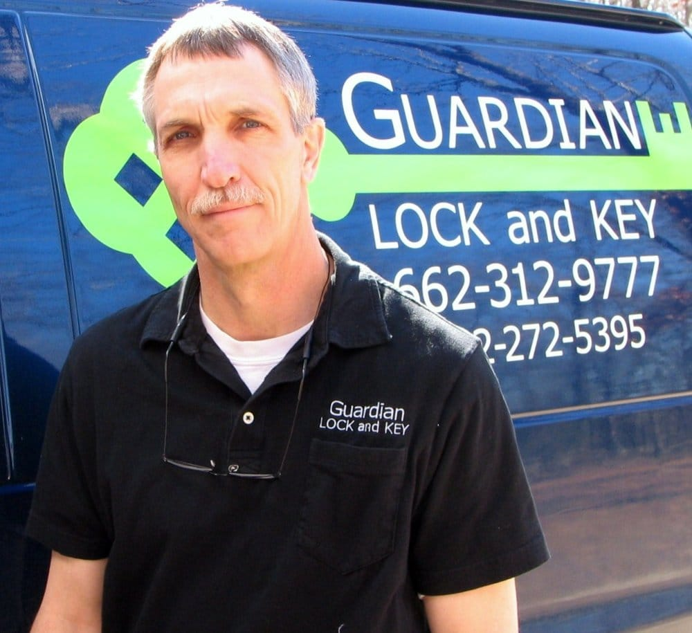 Guardian Lock and Key: Columbus, MS