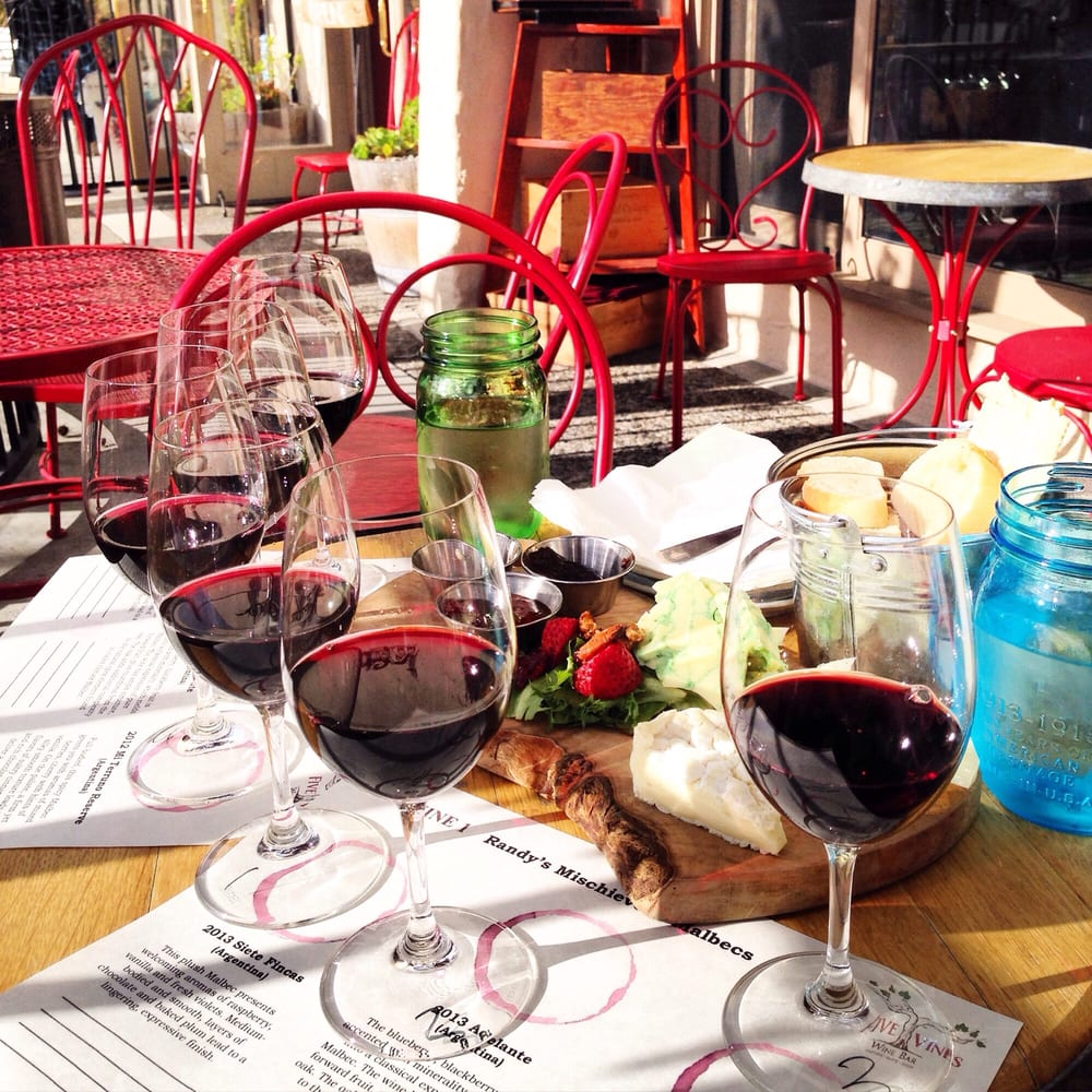 Five Vines Wine Bar