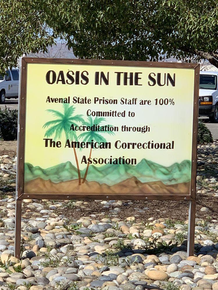 Avenal State Prison: 1 Kings Way, Avenal, CA