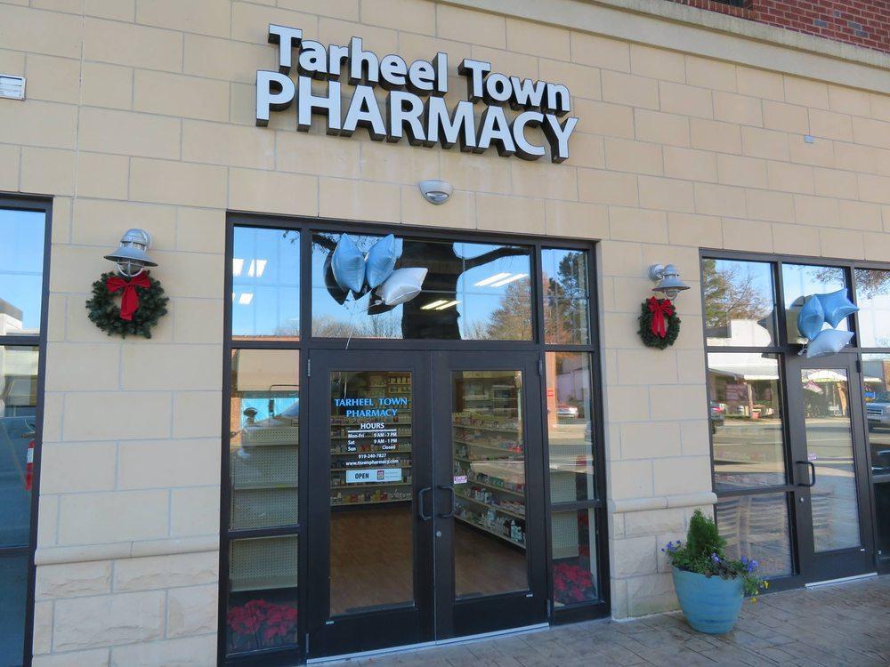 Tarheel Town Pharmacy: 370 E Main St, Carrboro, NC