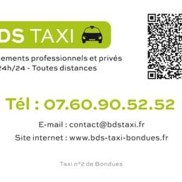 Photo Of BDS Taxi Bondues