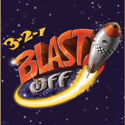 Image result for 3 2 1 blast off