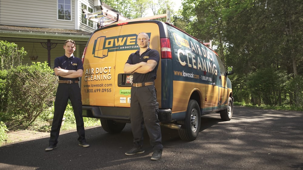 Lowe's Air Duct Cleaning: 1500 Market St, Philadelphia, PA