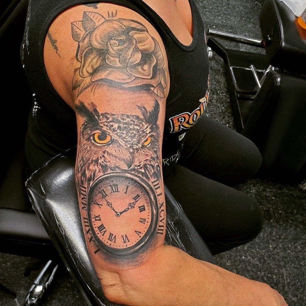 Brown Soul Tattoos: 6808 Bergenline Ave, Guttenberg, NJ