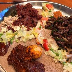 Balagger ethiopian restaurant and bar 41 17 for Abol ethiopian cuisine silver spring md